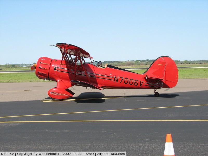 WACO Bi-Plane Open Cockpit Ride